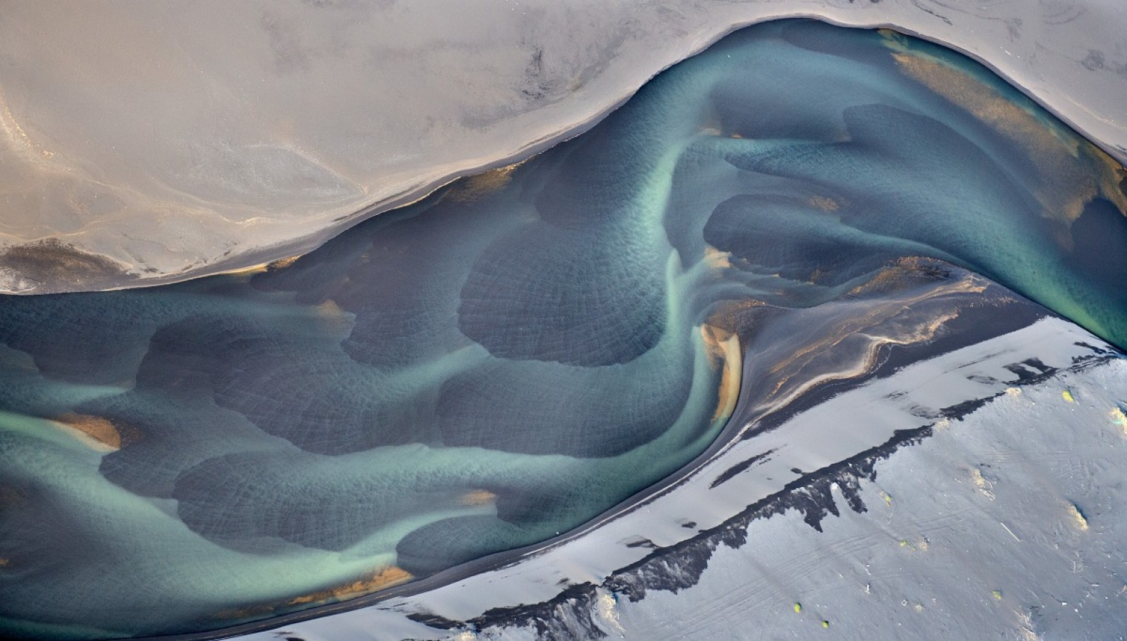 petals-volcanic-river-iceland-andre-ermolaev
