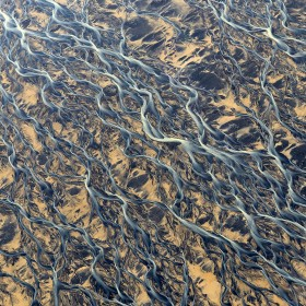 iceland-river-aerial-by-andre-ermolaev-thread
