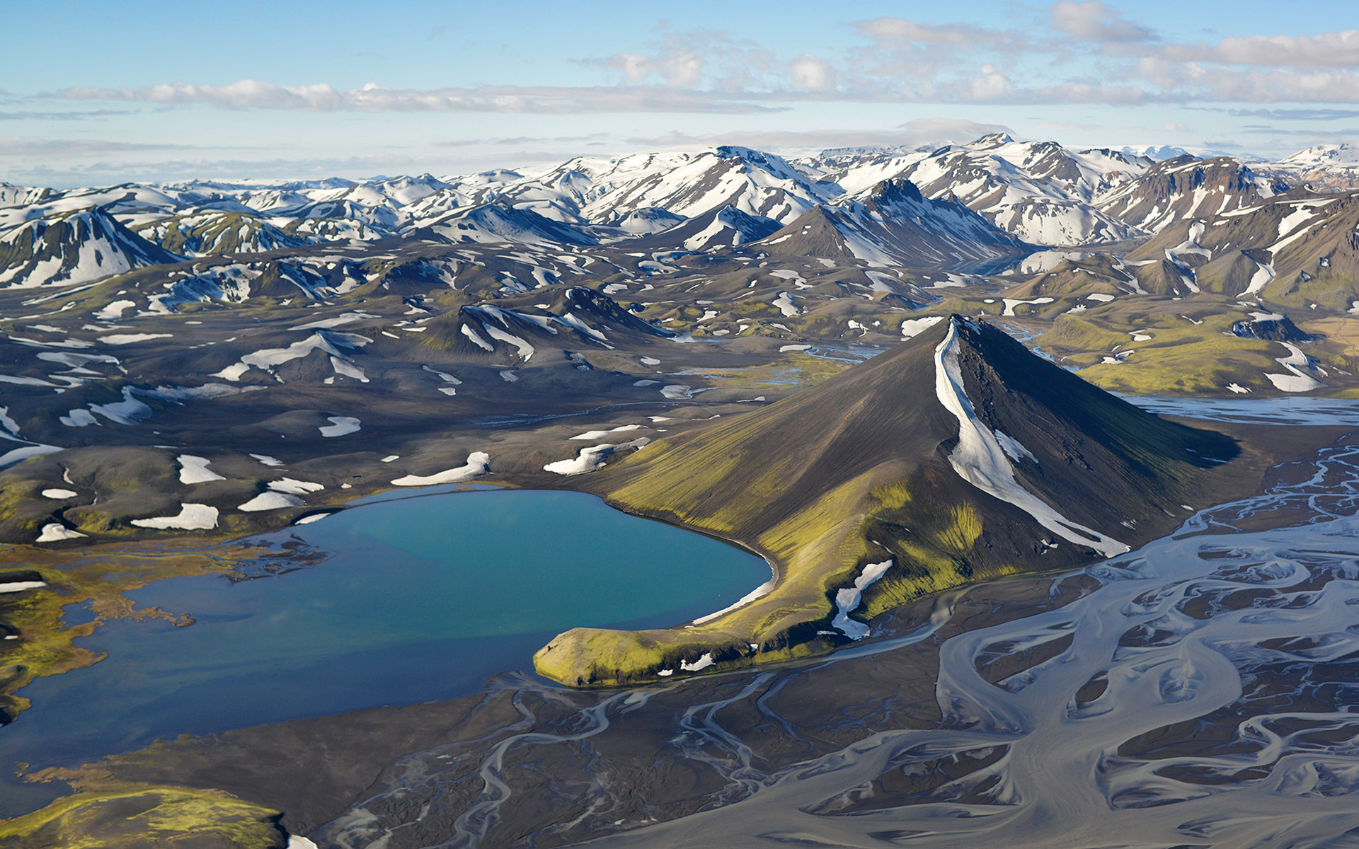 iceland-aerial-lake-by-andre-ermolaev-aerial