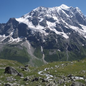 14. The Caucasus Mountains