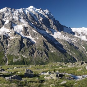 11. The Caucasus Mountains