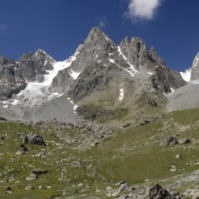 15. The Caucasus Mountains