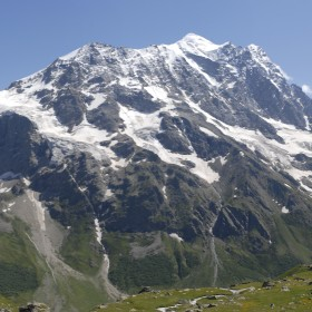 19. The Caucasus Mountains
